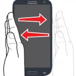 Samsung Galaxy S3 Ekran görüntüsü alma