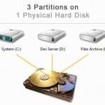 Windows 7 – Sabit Diski bölümlere ayırma (Resimli Anlatım)