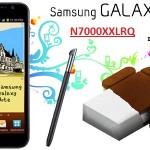 Samsung Galaxy Note için Android 4.0.4 Güncellemesi (S3 ve Note 2 özellikleri mevcut)