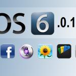 iOS 6.0.1 Güncellemesi ile neler değişiyor?