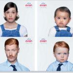 Evian Bebeği olmak ister misiniz ?