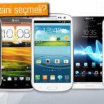 Akıllı Telefon Tercih Kriterleri nelerdir?