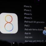 iOS 8 ile Gelen Özellikler