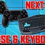 PS4,XBOX ONE,PS3,XBOX 360 Klavye ve mouse ile kullanma