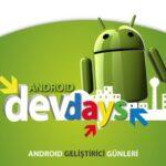 Android Geliştirici Günleri Nerde, Ne zaman?