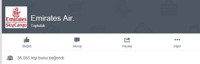 fake emirates facebook account