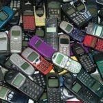 Mazide kalan ilginç Telefonlar