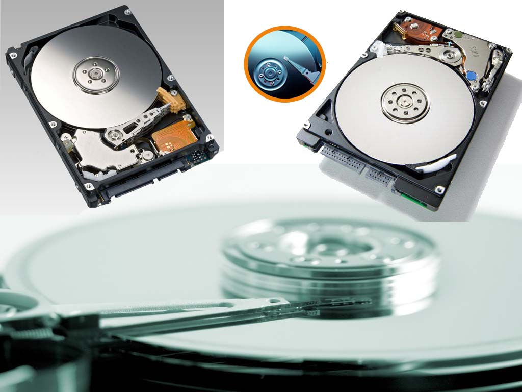 Stellar hard disk recovery
