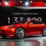Tesla Model 3 anahtarı cep telefonunuz