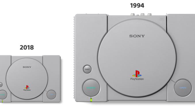 Playstation Klasik