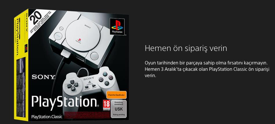 Playstation Klasik-1